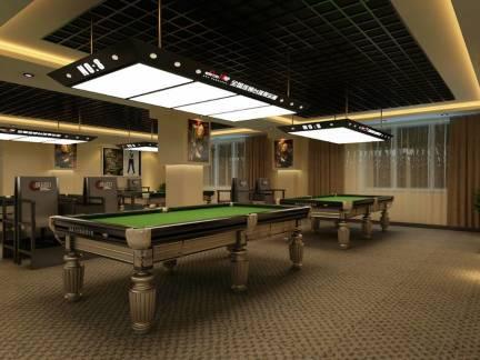 棕色中式风格客厅吊顶装修效果图
