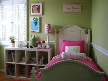 彩色地中海风风格儿童房床装修效果图