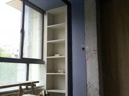 温馨黑色现代风格卧室榻榻米装修图片