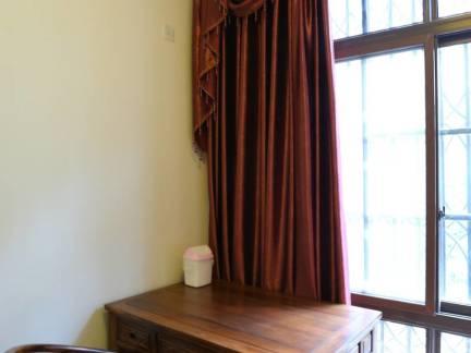2018舒适现代窗帘布艺图片 房天下装修效果图图片