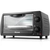科顺(Kesun) 家用迷你电烤箱12L 多功能烘焙电烤炉TO-121 双层烘焙 礼品款