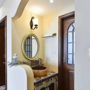 地中海风格三居室卫生间装修效果图