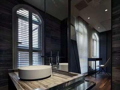 现代简约-270平米四居室装修样板间