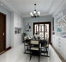 #龙湖·源著#142平米四居室装修设计效果图