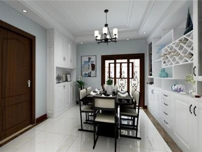 现代简约-142平米四居室装修设计