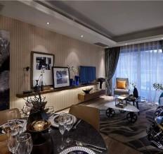 3室2厅1卫 简约风格