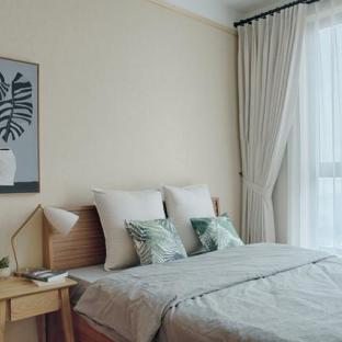 日韩风格五居室卧室装修效果图