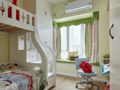 现代简约-103.47平米三居室装修样板间