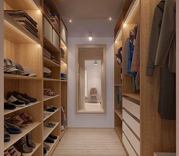 现代简约-131.44平米三居室整装-装修样板间