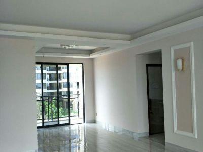 欧美风情-129平米三居室装修样板间