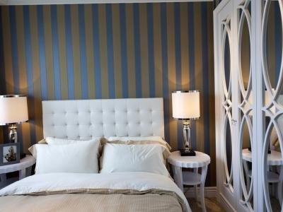 简欧风格-138.5平米四居室整装装修样板间