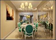 10万装修出247.11平米四居室简约风格,看过的人都点赞!-水榭花都装修