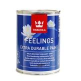 芬兰芬琳漆 防水内墙漆 环保乳胶漆 墙面漆 内墙漆 0.9L