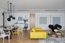 全包花10万元装修这套85平米的三居室,简约风格,给大家晒晒!-侨诚花园装修