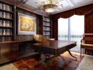 135.03平米的三居室装修价格是多少?半包9万能装修成什么效果?-裕丰英伦装修