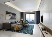 现代风格二居室的房子怎么装修好看?装修达人给你示范!-新华联青年城装修