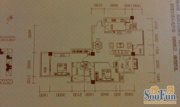 板塔结合 结构: 小高层 房源描述 | 地图交通返回顶部 这个户型基本是