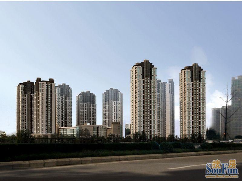鸳鸯东南亚风格住宅 融科金湖湾均价8500元