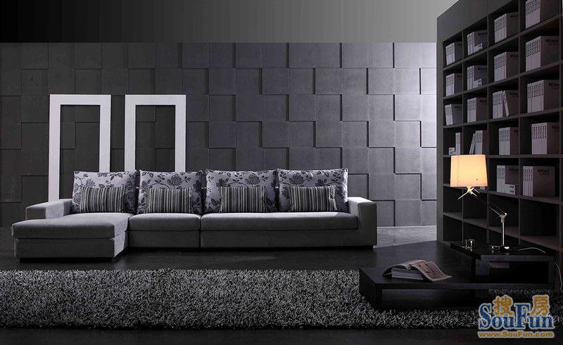 图】米兰沙发ML-109沙发图片-搜房装修家居网