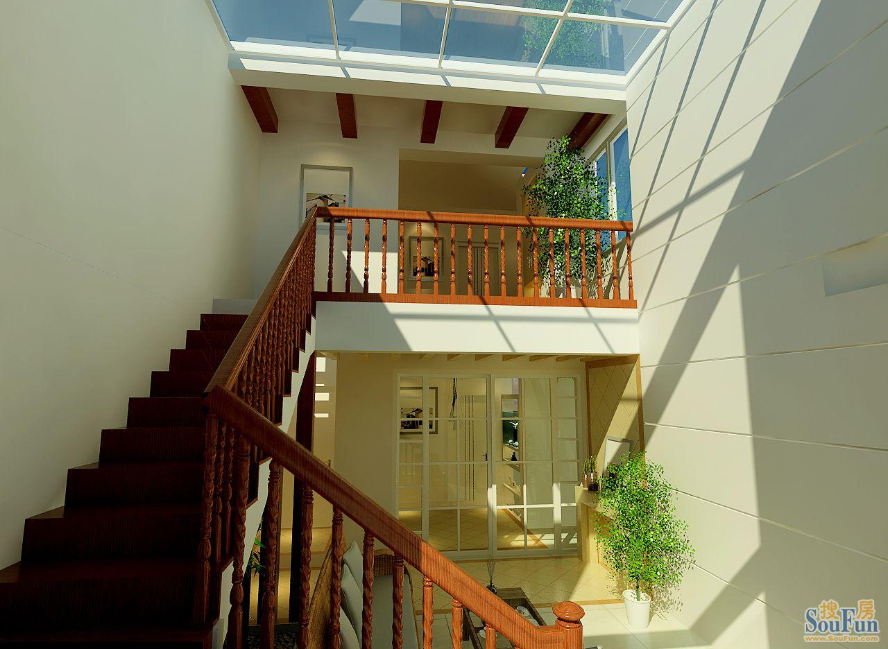 92平2室2厅 现代简约风格装修案例 预算9万元高清图片