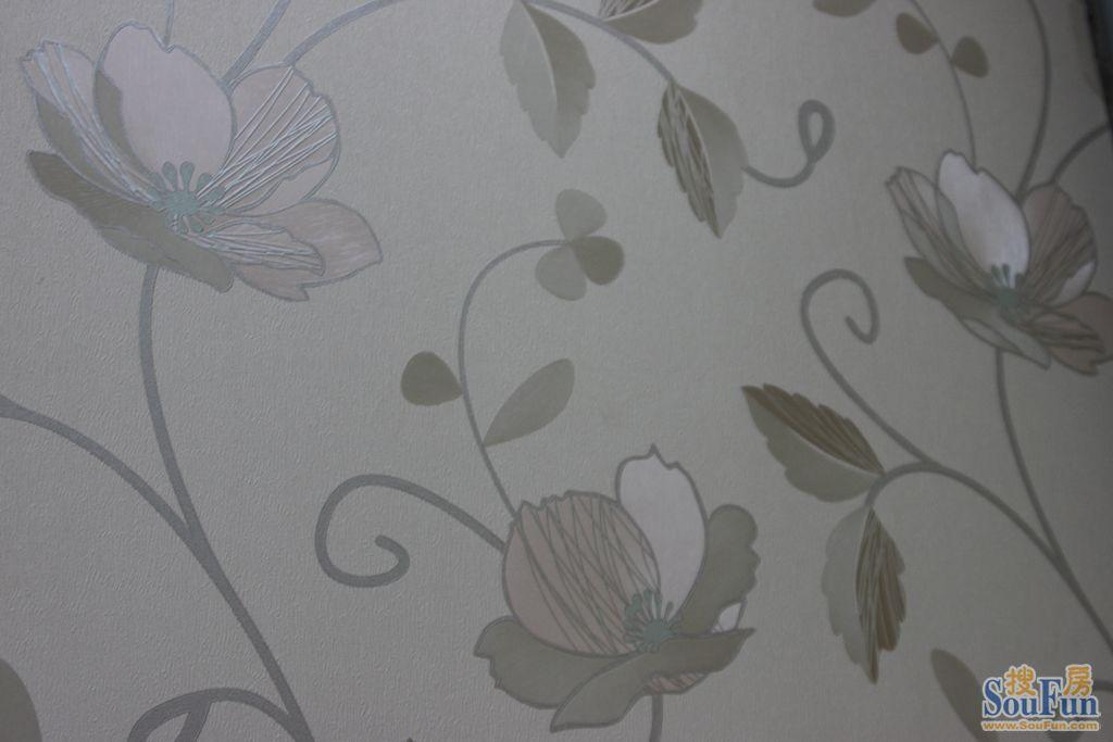 环保的时尚家居,瑞宝壁纸集