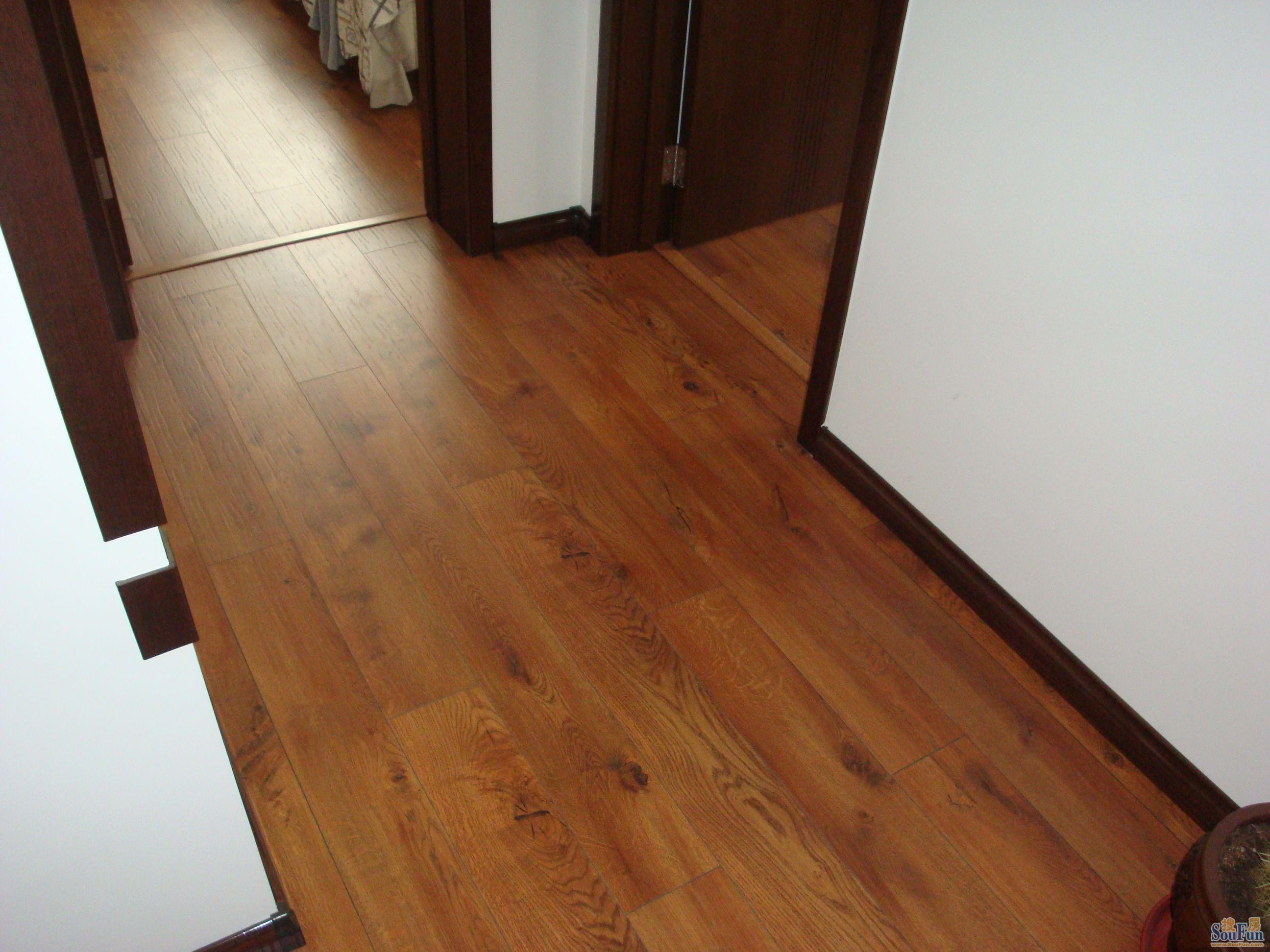 卢森hs2469内华达红橡强化复合地板图片