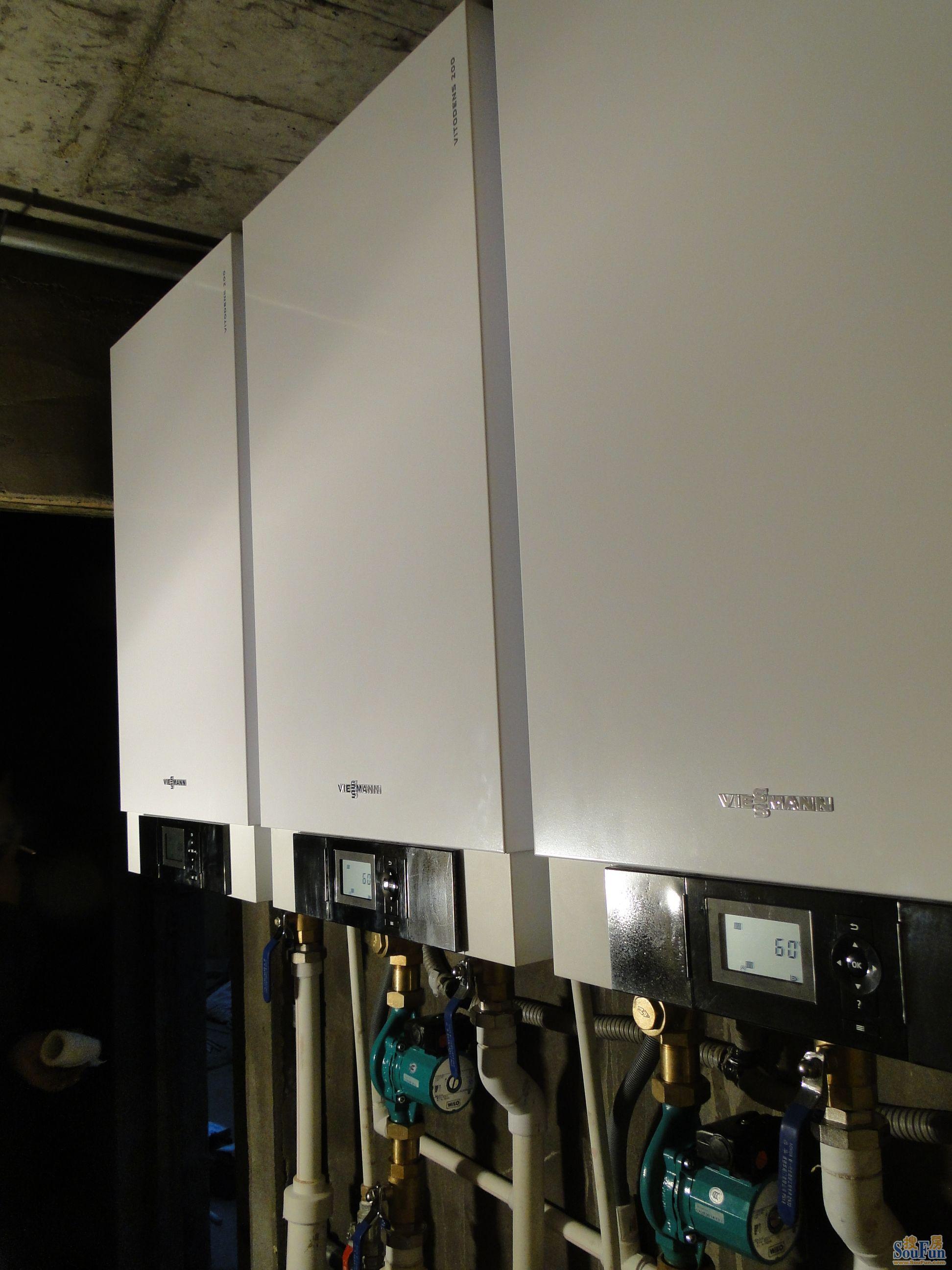 大户型更节能的冷凝壁挂炉,潍坊进口壁挂炉冷凝机安装示意图高清图片
