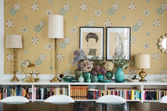 上林溪-三居室-116㎡-书房装修效果图-116平3室2厅 现代简约风格装修高清图片