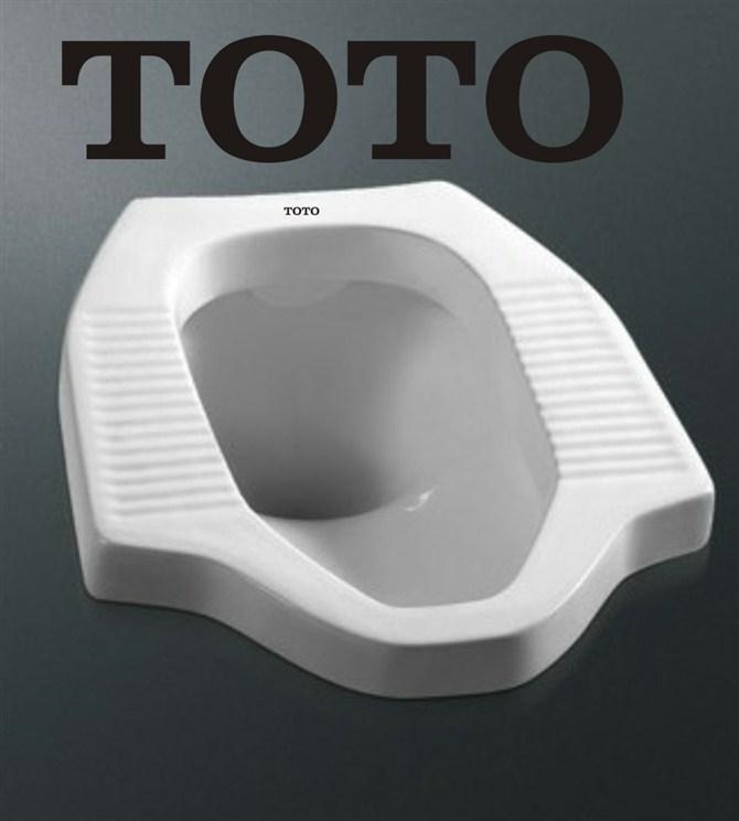 toto蹲便器cw8sb_toto  cw8sb   蹲便器 含进水口连接件