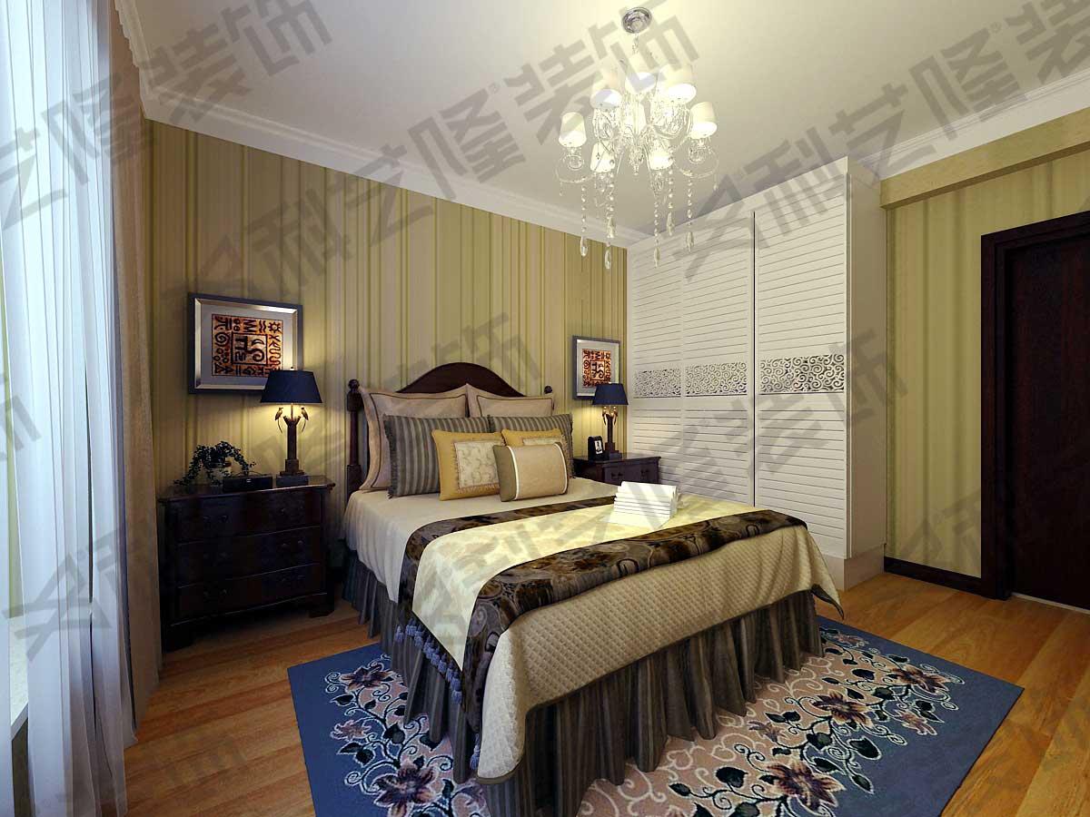 时代奥城酒店式公寓-现代简约-二居室-看装修案例