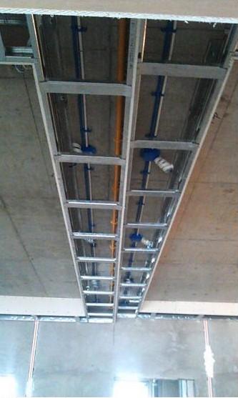 阔达标准工程施工现场高清图片
