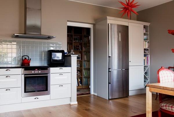 四室二厅二卫装修效果图-混搭风格四居室装修效果图142平米28万混搭