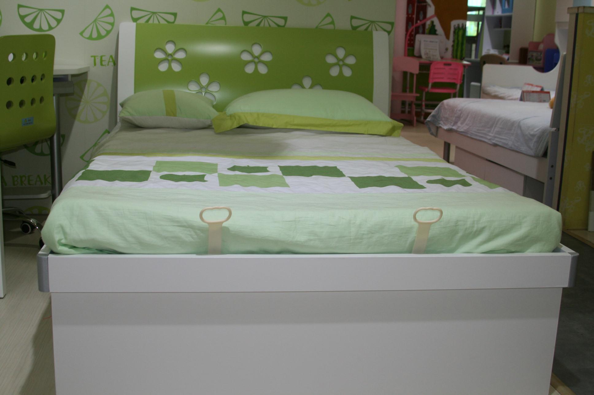 低碳贝贝b788 1儿童床图片