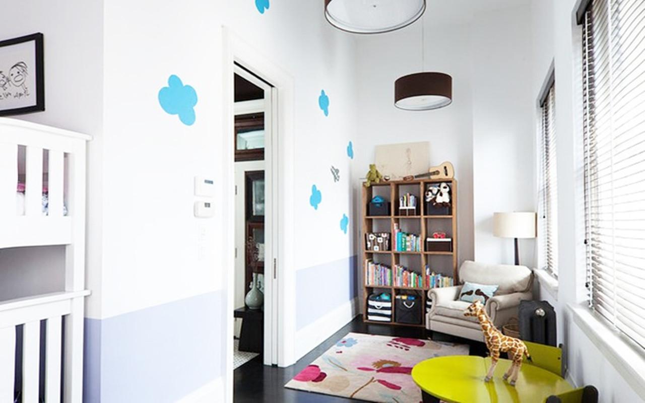 沿海鉴筑 二居室 现代简约风格