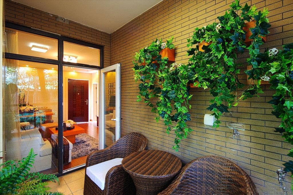 美腻了的阳台风景,你家的阳台也可以这样美
