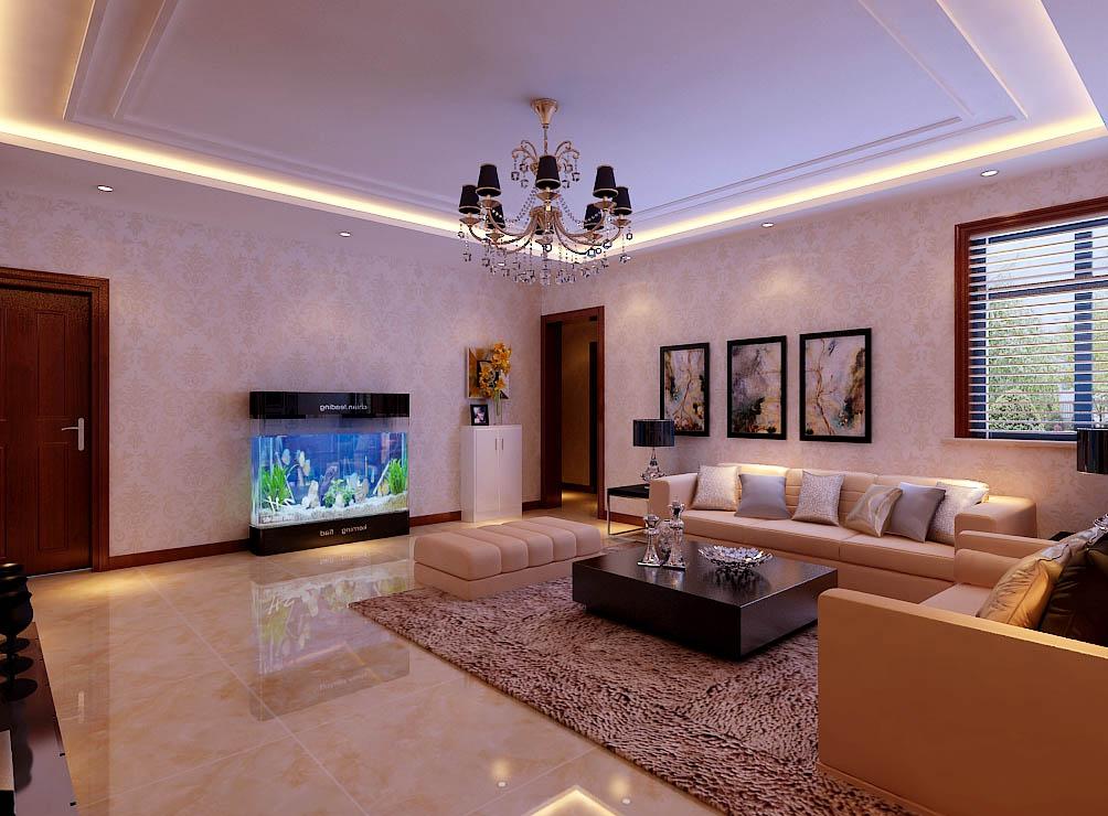 【城市人家装饰】客厅设计——浴缸的放置于空间组合,把每一个地方都应运到位。