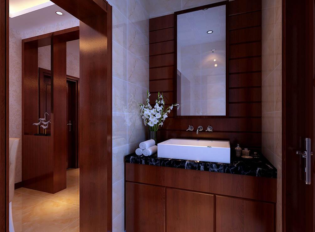 【城市人家装饰】洗漱间设计——空间整体化,舒适