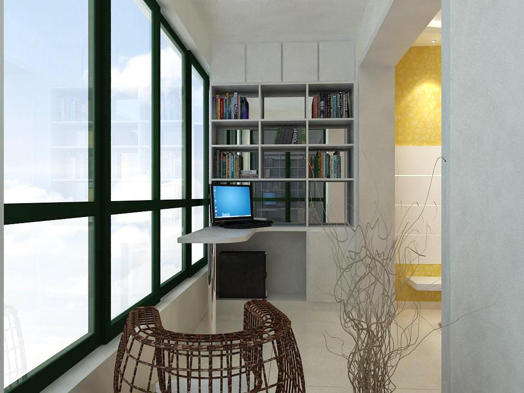 5平方米左右的阳台怎样改造成可以放榻榻米床的房间