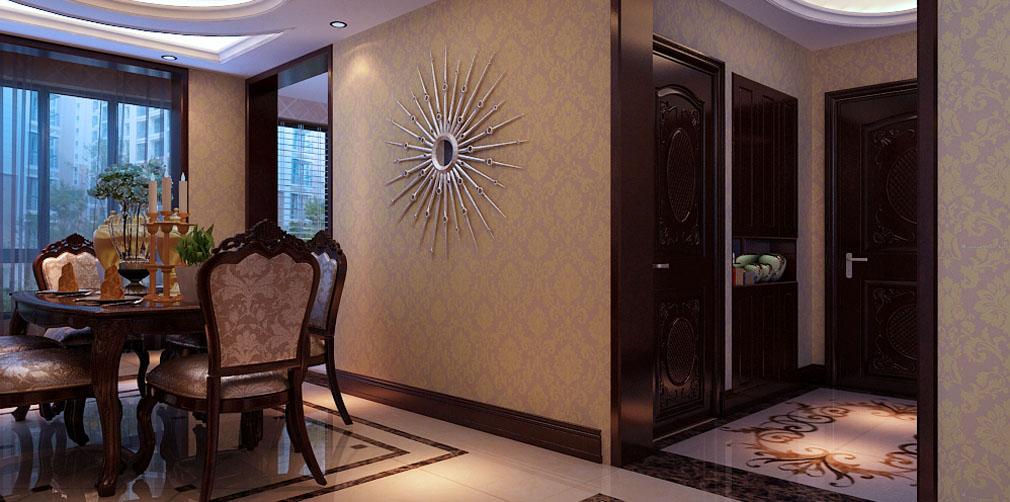 抽象、明快、现代感强,组合家具的颜色选用白色或流行色,配上