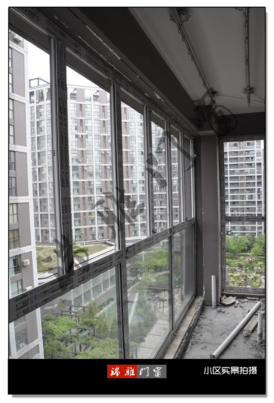 断桥60开窗 阳光房 阳台窗 门窗