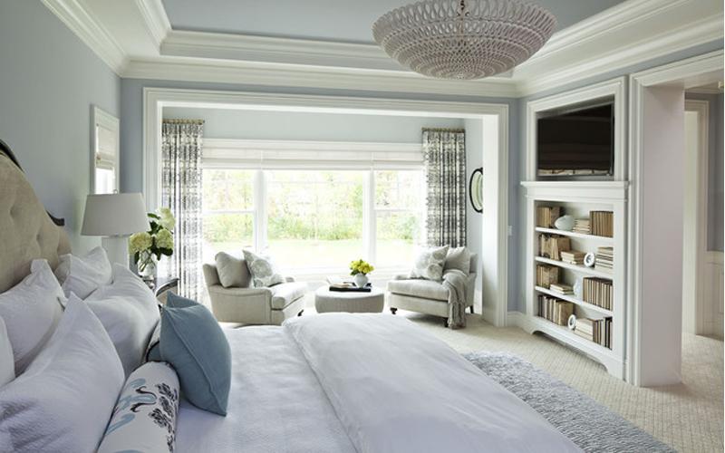 卧室明亮宽敞