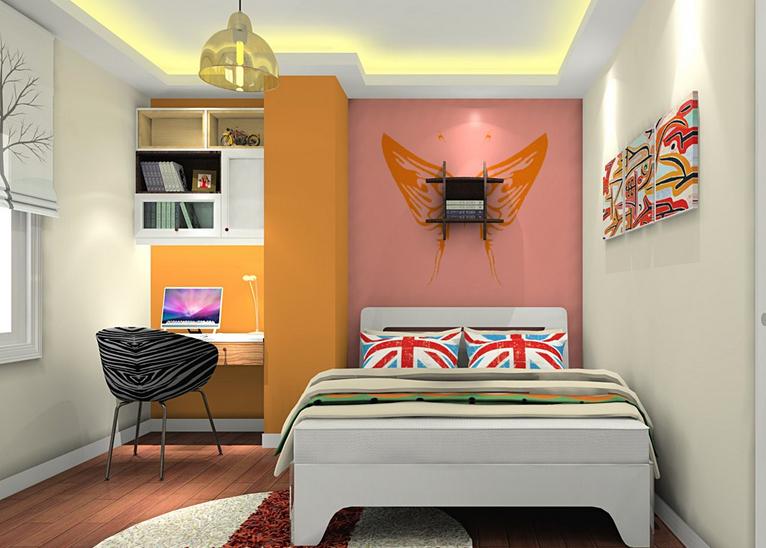 合理规划房间,双子座小孩的快乐童年