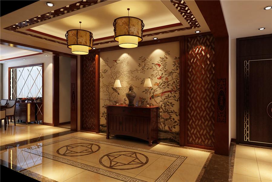 中式风格也能如此美好 中式复古文化装饰现代家