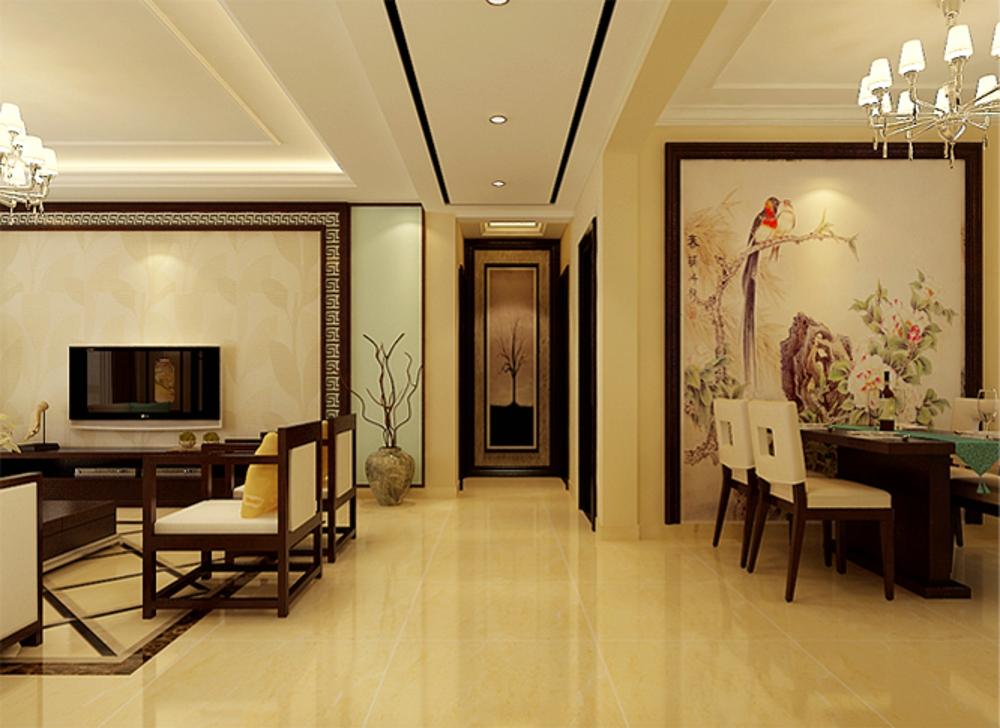 聯邦祥云國際-三居室-146.00平米-裝修設計