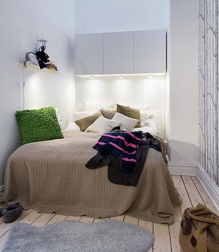 小卧室大创意 10㎡个性空间展示图片