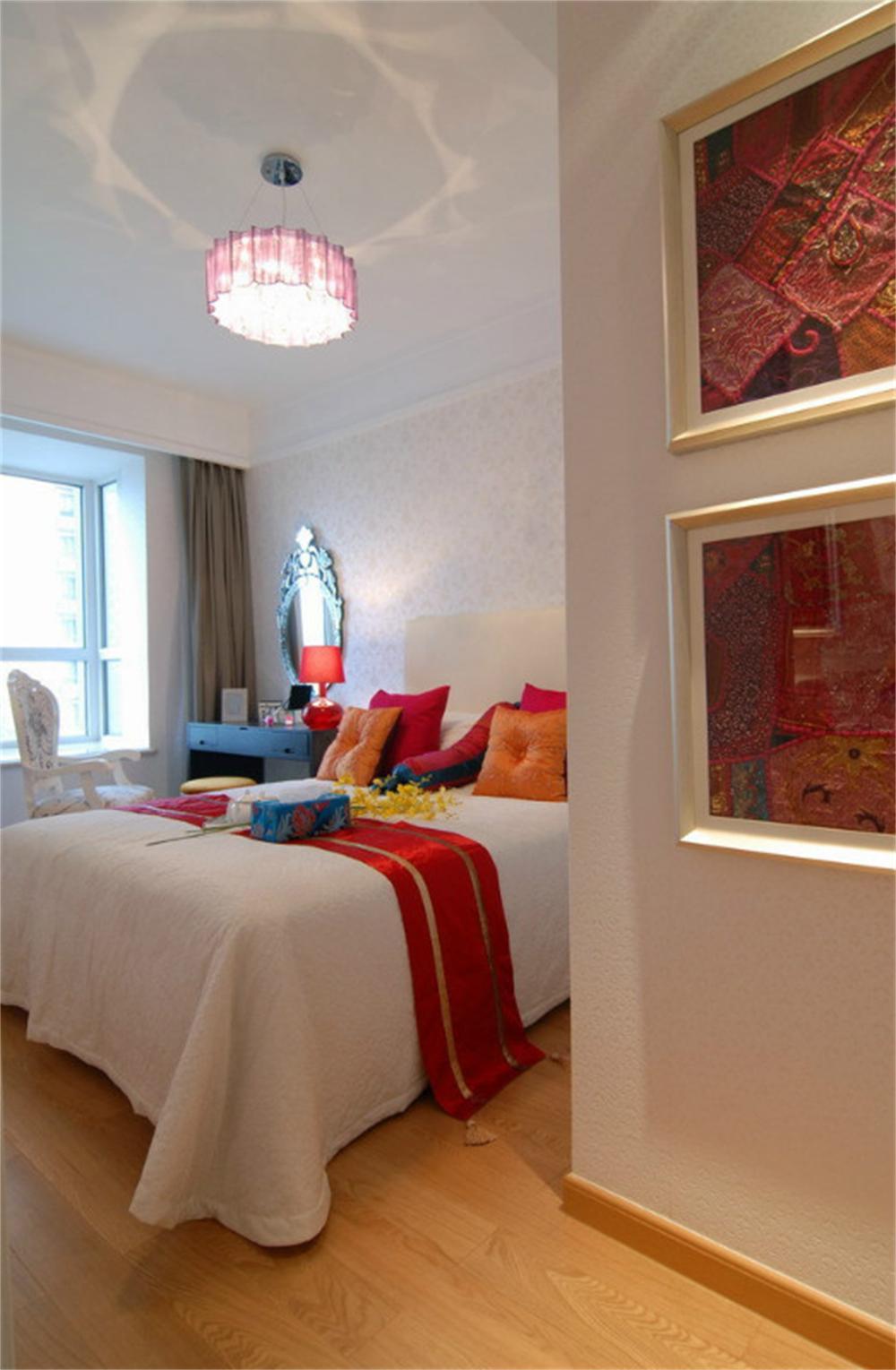 东直门当代MOMA -现代简约-一居室-装修-卧室