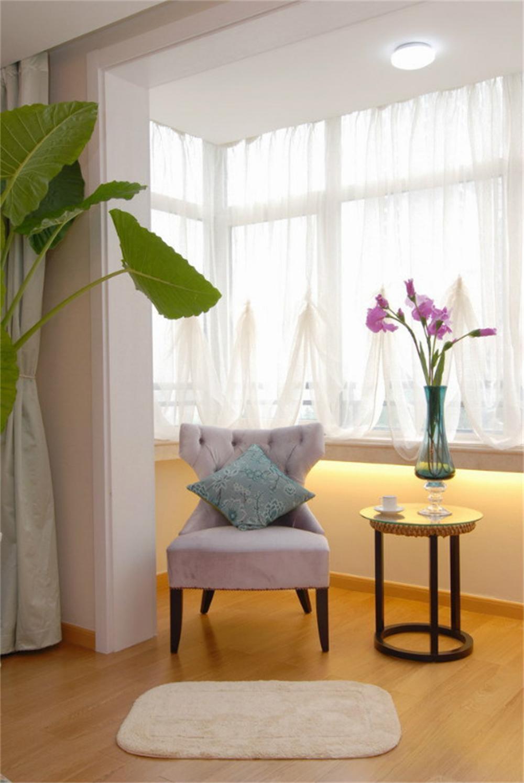 东直门当代MOMA -现代简约-一居室-装修--阳台