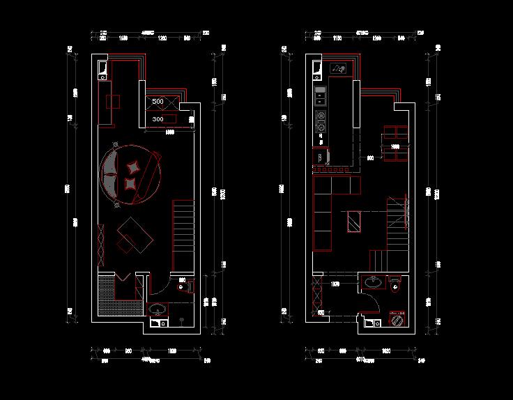 一室一厅两卫