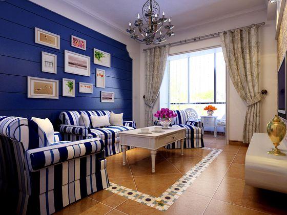 """地中海风格无论是材料还是色彩都与自然达到了某种共契,设计灵感基于海边轻松、舒适的生活体验,少有浮华、刻板的装饰,处处使人感到悠闲自得;地中海家居设计元素有:白灰泥墙、连续的拱廊与拱门,陶砖、海蓝色的屋瓦和门窗;地中海风格的美包括""""海""""与""""天""""明亮的色彩、仿佛被水冲刷过后的白墙、薰衣草、玫瑰、茉莉的香气、路旁奔放的成片花田色彩、历史悠久的古建筑、土黄色与红褐色交织而成的强烈色彩;地中海风格保持简单的意念,捕捉光线、取材大自然,大胆而自由的运用色彩与样式;地中海风格的灵魂就是""""蔚蓝色的浪漫情怀,海天一色、艳阳高照的纯美自然主义""""。"""
