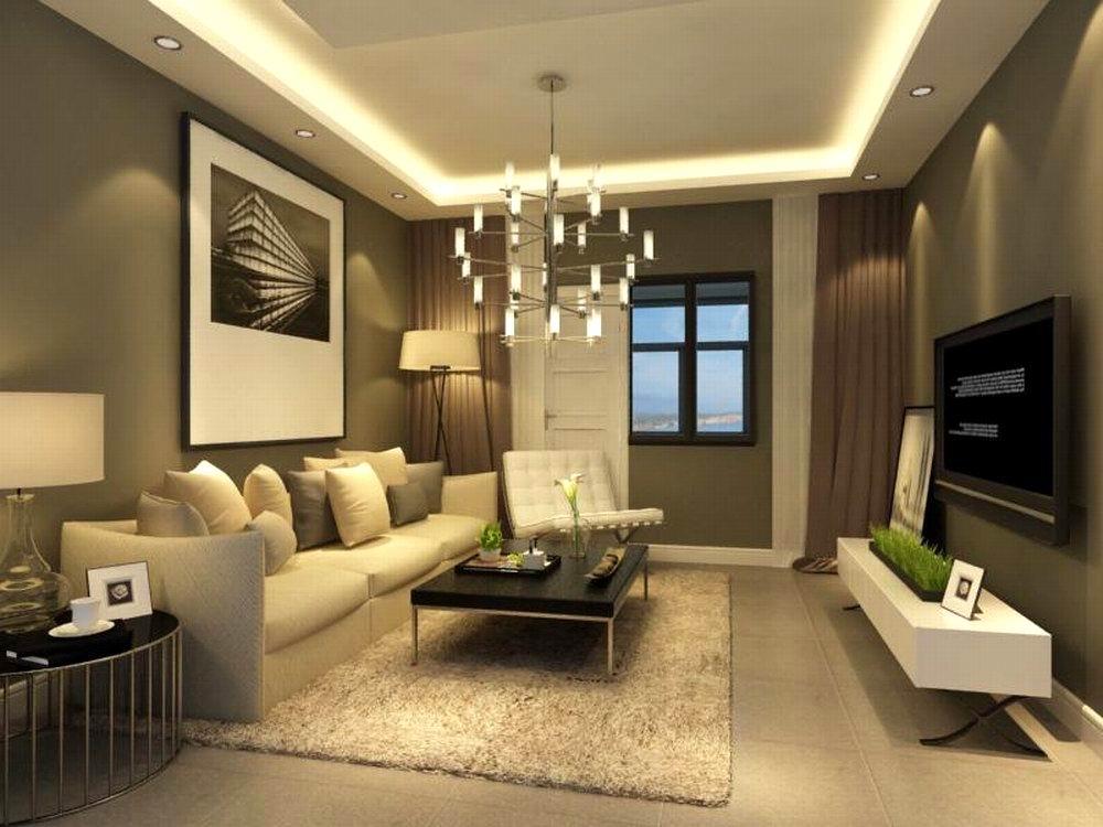 89.63平米的房这样装修好看100倍,现代简约风格惊艳众人!-耀华心领寓装修